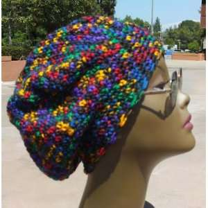 CROCHET HAT PATTERN RASTA - Crochet Club - ochet patterns