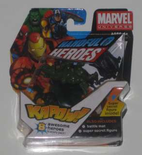 IN PACK Marvel Universe HANDFUL OF HEROES 8 Mini Figures IN EACH Pack