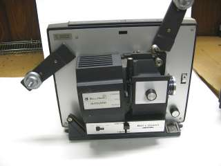 Bell & Howell Super 8 & 8 mm Autoload Film Projector NR