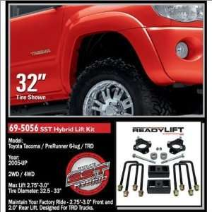 : Ready Lift ReadyLift SST Lift Kits 05 12 Toyota Tacoma: Automotive