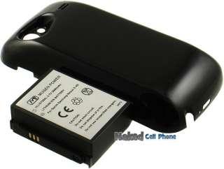 NEW 3900mAh MUGEN XL EXTENDED BATTERY + BLACK DOOR FOR SPRINT NEXUS S