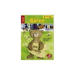 Tierisch kreativ. Bären. Aus Holz, Tontöpfen, Klammern