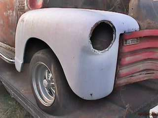 v1chevytr, 1950 CHEVROLET 5 WINDOW PICKUP PROJECT TRUCK or RAT HOT ROD