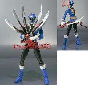Bandai S.H. Figuarts Kaizoku Sentai Gokaiger Gokai Blue