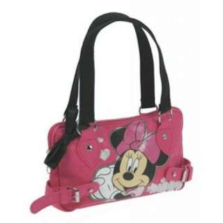 Disney Minnie Mouse Mickey Bows Clubhouse Handbag Purse 5036278033148