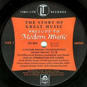 TIME LIFE STORY & CONCERTS OF GREAT MUSIC 18 BOX LP SET