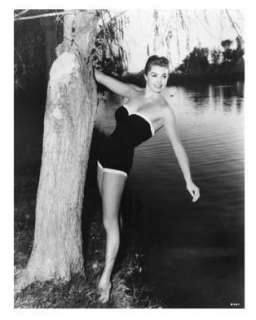 ESTHER WILLIAMS great bathing suit still (a244)