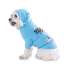 PROPERTY OF JESUS Hooded (Hoody) T Shirt with pocket for your Dog or