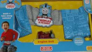 Thomas Steam Engine Train Set Take Along Engine Belt 796714766119