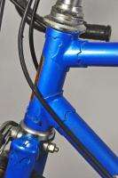 Vintage Mondo Special 10 Speed Road Bike Bicycle 52cm Blue Shimano