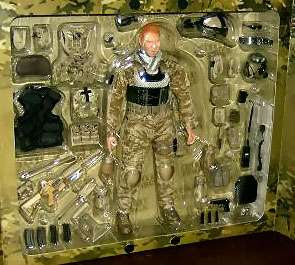 BBI Elite Force 1/6 scale 12 Figure US Army Special Operations Joe
