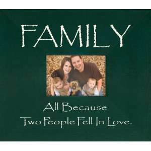 Family   All because two people fell in love. Frame