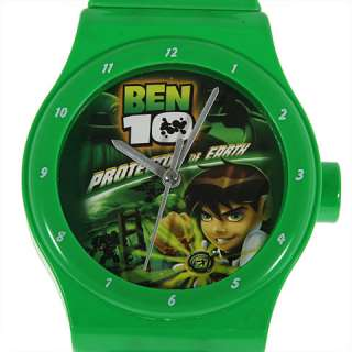 Plastic Wrist Watch Shape Style Wall Clock ben 10 Hello Kitty Kids
