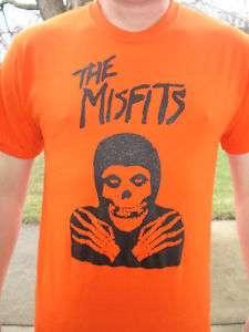 Devils Whorehouse The Misfits Punk Shirt Danzig Small