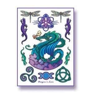 Mandala Arts Dragon Body Art Tattoos Dragons Lair