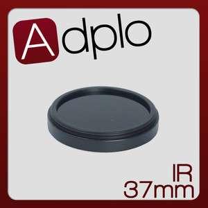 37 mm 37mm Infrared Infra Red (IR) Lens Filter 720nm