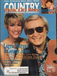 Lorrie Morgan & George Jones   1994 Music City News N