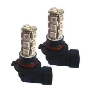 AGT 9006/HB4 18 SMD LED Bulbs White Fog Light Bulbs (Pack