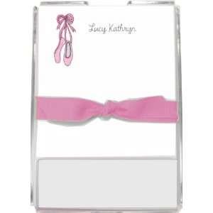 Kelly Hughes Designs   Memo Sheets (Ballerina Girl)