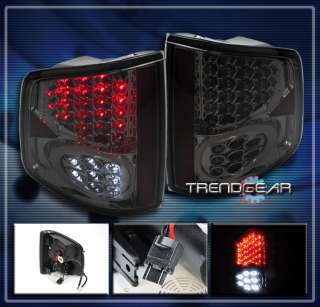 CHEVY S10/GMC SONOMA LED ALTEZZA TAIL LIGHTS LAMPS SMOKE LS SS ZR2 SLS