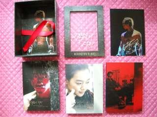 Bi Rain A Love to Kill Autographed KOREAN DVD DRAMA TV