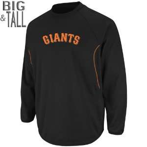San Francisco Giants BIG & TALL Authentic Collection Tech