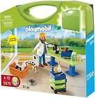 Playmobil 5970 PET CLINIC CARRYING CASE VET CAT DOG GUINEA PIGS   NEW
