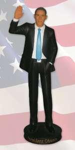 African American Legend President Barack Obama Figurine