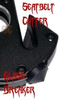 USMC Marine Corps Knife Dual Assisted Open Seatbelt Cutter Glass