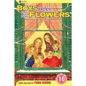 Boys Over Flowers, Vol. 10 Hana Yori Dango (Boys Over Flowers