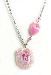 Tarina Tarantino Hello Kitty Baroque Pink Necklace