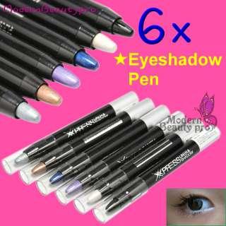 Different Color Cosmetic Eyeshadow Pen Lip Eye Liner Makeup Pencil #01