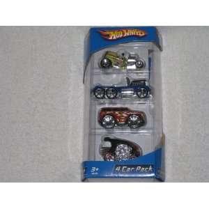 Hot Wheels Target Christmas 4 Car Pack Toys & Games