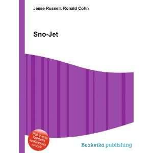 Sno Jet: Ronald Cohn Jesse Russell: Books