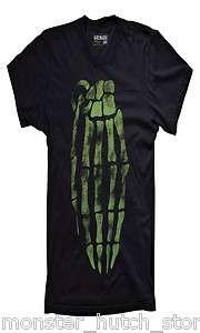 WITH TAGS 2012 Grenade SKULL BOMB Tee Shirt BLACK MEDIUM LARGE XLARGE