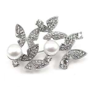 Perfect Gift   High Quality Elegant Butterfly Brooch with