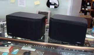 Bose 301 Series IV Stereo Bookshelf Speaker Set (Speakers) Used