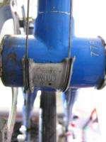 Vintage 1983 Cilo Swiss Road Bike 59cm Bicycle Chrome Steel Shimano