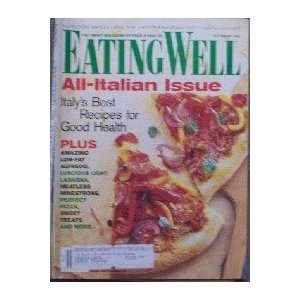 Well (Eating Well Magazine, September 1998) E. Michelle Amlong Books