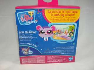 in Box, Littlest Pet Shop, LPSO Starter pack, Bree Nibbleson character
