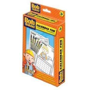 Bob the Builder Calendar Fun Activity Set Toys & Games