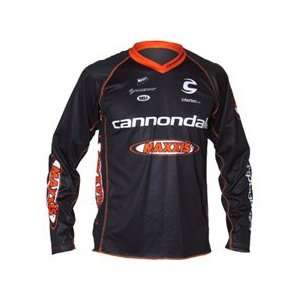 Cannondale Mens Maxxis/Cannondale Mens DH Cycling Jersey