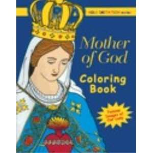 Coloring Book Mother of God (9781586171032) Books