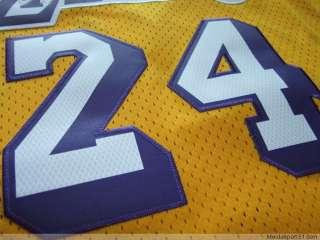Los Angeles Lakers Classic Kobe Bryant C.Ye Jersey