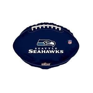 NFL Seattle Seahawks Football Logo 18 Mylar Balloon