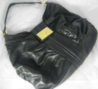 STEVEN BY STEVE MADDEN HOLLYWOOD HANDBAG BLACK $178
