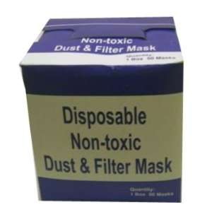 140G Paper Cone Face Mask Filter Case Pack 20 Arts