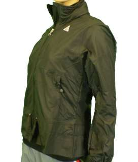 Nike Women ACG Fit Storm Hiking Running Jacket Black Size XS 289991