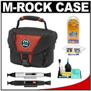 M ROCK Rocky Mountain 507 Digital SLR Camera Case (Red