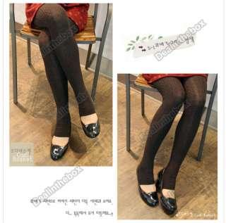 Women Winter Warm Women Cotton Tights Pants Leggings Stirrup